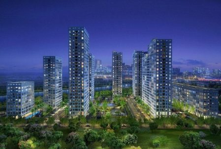 Vinhomes Grand Park Apartments