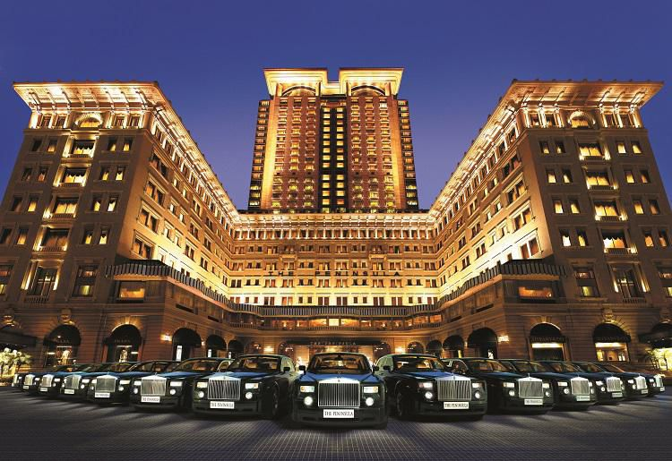 Going To Luxury Hotels
